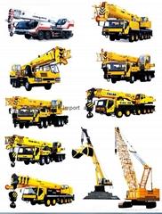 Crane.Loader,Excavator