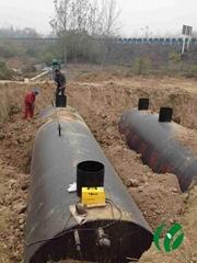 全自动屠宰污水处理设备HY-SW一体化
