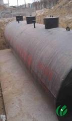 一体化生活污水处理设备HY-DS售后服务优
