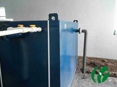 全自动氰化镀铜污水处理设备HY-EW 一体化