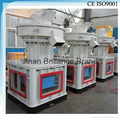 high quality biomass fully automatic pellet making machine