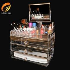 Kardashian makeup organizer Acrylic organizer makeup wholesale