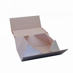 Wedding gift boxes wedding dress box Folding gift boxes wholesale