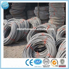 GB standard ss 201/304/316 steel grade stainless steel bellow/corrugated hose