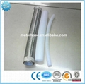 PTFE lined with stainless steel outer