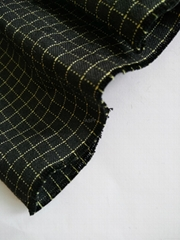 Black Polyimide Fabric 155cm