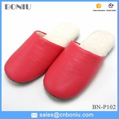 PU slippers