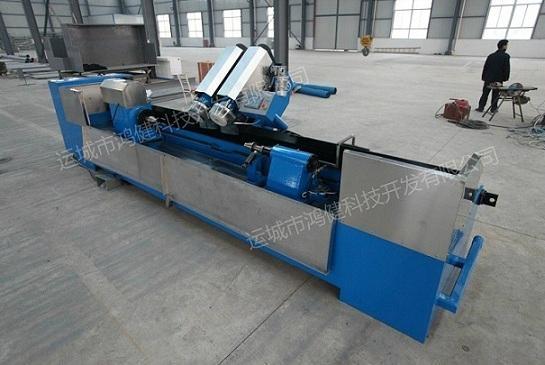 Gravure printing roller grinding machine 1