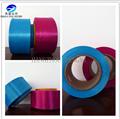 Texturized yarn type 100% polyester bright POY  yarn 2