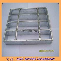 热镀锌不锈钢钢格板 钢格板