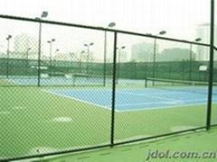 供應貴陽球場防護網