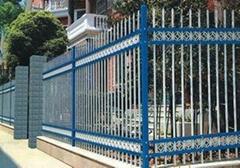 供应贵州工厂锌钢围墙栏杆