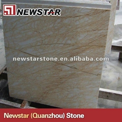 NMJ163 - Golden spider marble tile