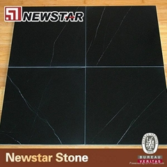 NM08C - Nero margiua marble