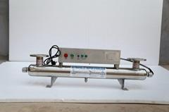 Submersible UV Sterilizer 4w-320w for water tank