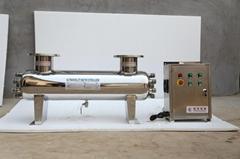 industrial uv sterilizer  uv water filter closed chamber UV