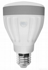 AIOLIGHTING 6W led bulb Smart emergency led light intelligent emergency light