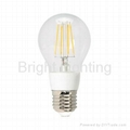 3 years warranty LED filament bulb with