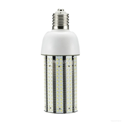115lm/W E40 LED corn bulb with 3 years