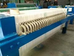 水玻璃行业耐高温压滤机