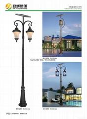 供應太陽能庭院燈
