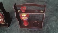 酒盒酒架子木盒