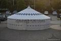 Mongolian tent yurts