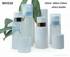 100ml 150ml 250ml cosmetic  airless pump bottle