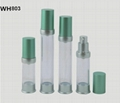 empty 15ml 20ml 30ml 35ml plastic