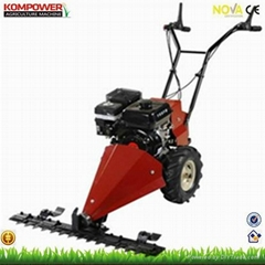 Grass brush bush twig cutter trimmer cutting machine