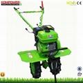 7HP multi purpose gasoline agricultural tiller cultivator rotovator 4