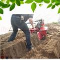 177F diesel power tiller farming