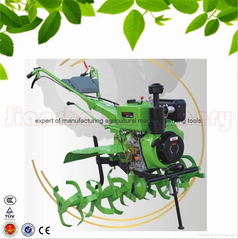 6hp 9hp 10hp 12hp multi functional farm tiller cultivator rotovator 4