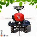 10HP electric diesel tiller cultivator