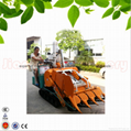 Mini Farm Rice Grain Combine Harvester