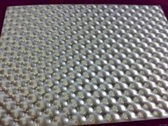 Aluminum checkered plate,anti-skid plate