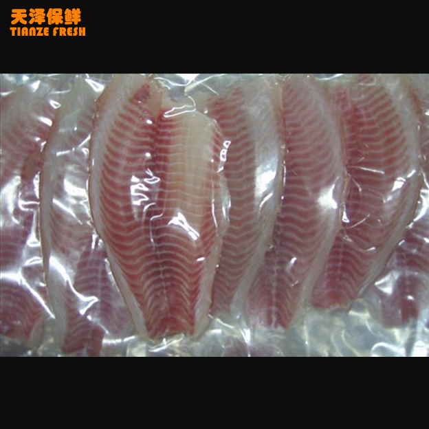 Puncture Resistance Nylon/PE Co-Extruded 3-Side Sealed Vacuum Bag For Meat