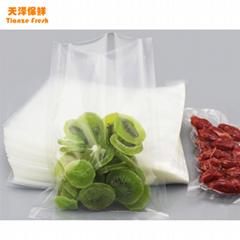 Assessed Supplier Environmental PET/PE Flat Food Vacuum Sealed Bag