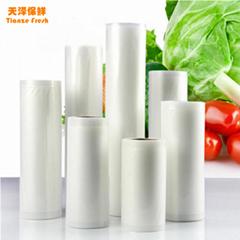 PE/PET laminated plastic film for flour packing polyethylene barrier film roll o