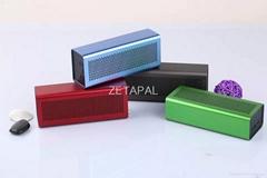 Magic Cube Aluminium Alloy B300 Bluetooth Speaker Support TF Card Handsfree