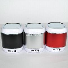 BL-16蓝牙音箱便携无线音箱支持TF卡免提FM收音机