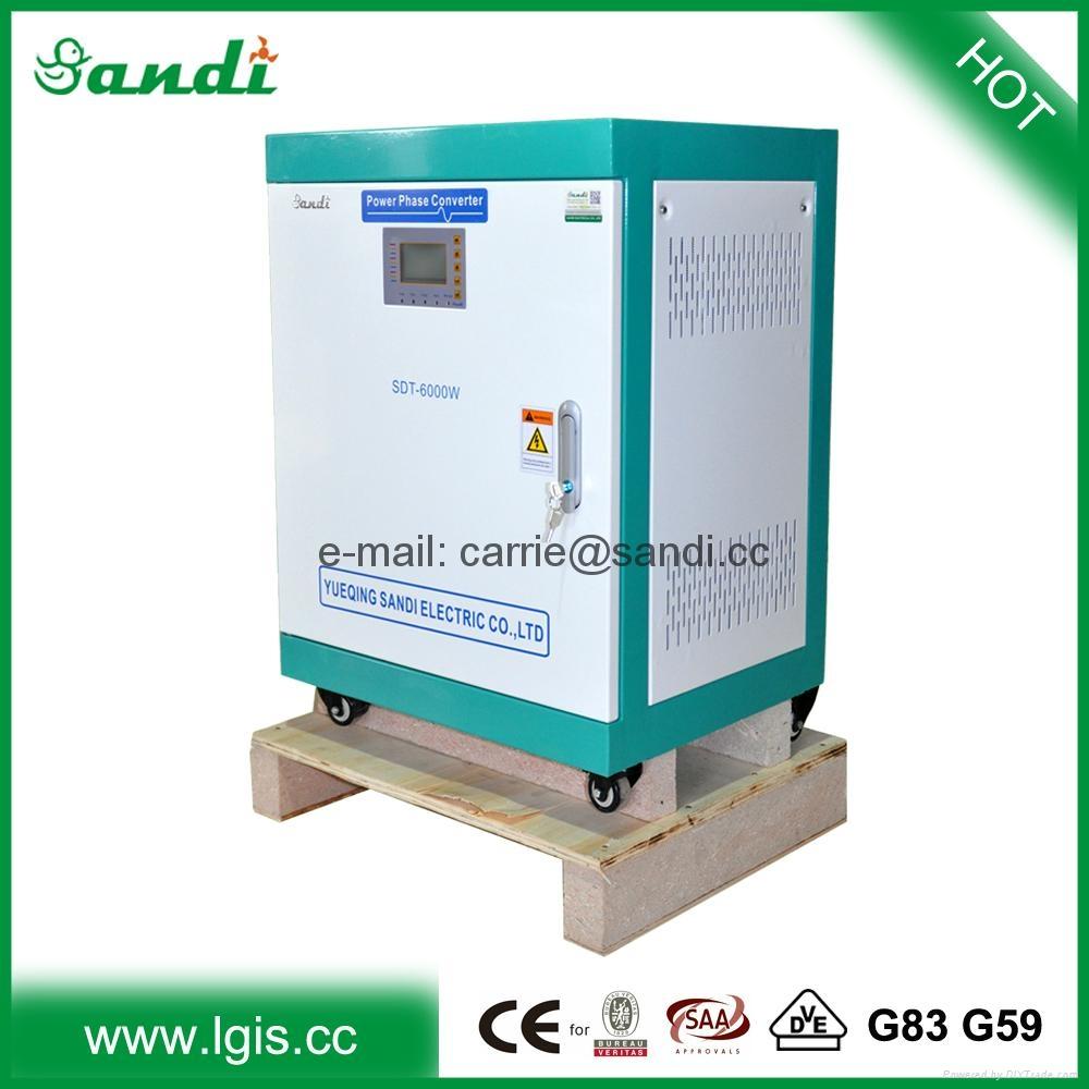 Single Phase Power : Single phase to converter v hz input and