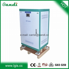 20KW dc to ac off grid pure sine wave inverter for solar power system with CE