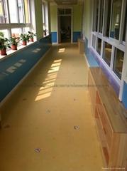 儿童专用PVC地板