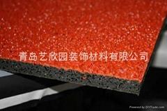 EPDM塑膠跑道
