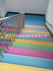 PVC樓梯踏步