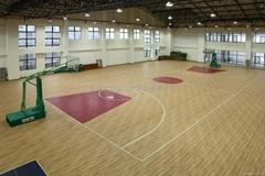 籃球場運動地板