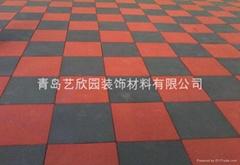 青岛运动安全橡胶地垫