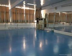 青島舞蹈地板