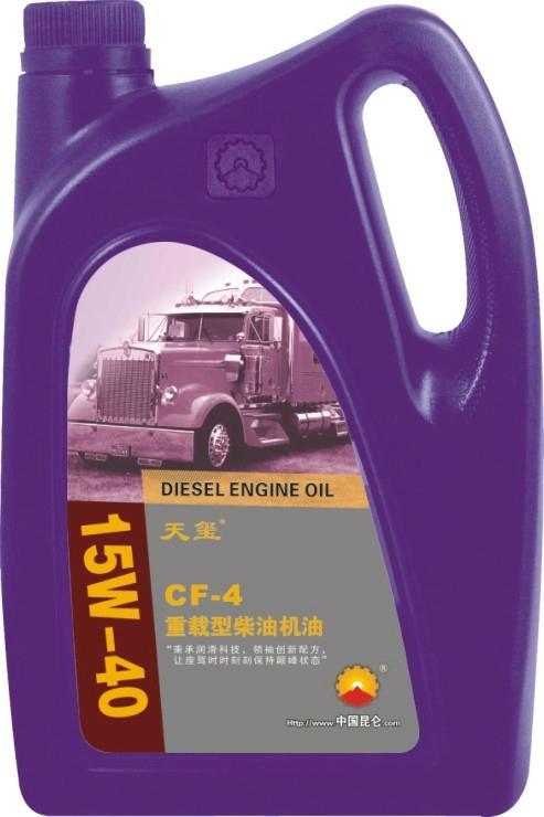 天璽柴機油CF-4 2